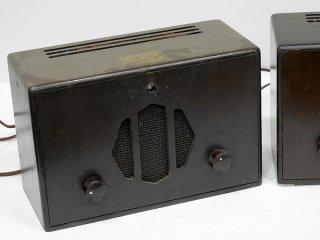 Western Electric 100F pair [15607]