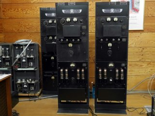 Western Electric 41A・42A・43A セット pair [16123]