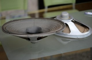 EMI型楕円スピーカー 2本 [14794]