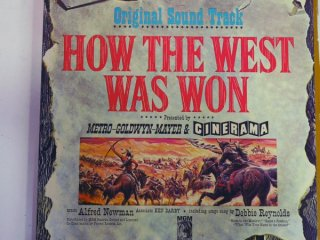 MGM STC-4201 HOW THE WEST WAS WON [16470]