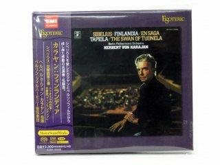 ESOTERIC CD/SACD カラヤン シベリウス 新品同 [18182]