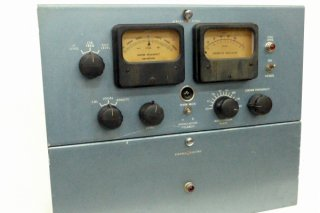 GENERAL ELECTRIC FM BROADCAST Model 4BMA 現状渡し [19572]
