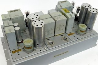 Western Electric 131A型 MONITOR AMP レプリカ 1set [19890]