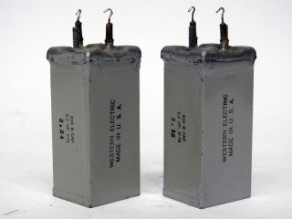 Western Electric 228B 2.2MFD 2個 [20220]