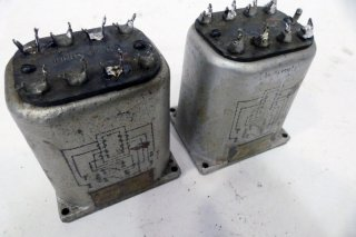 Western Electric 246A INPUT ジャンク品 2個 [20304]