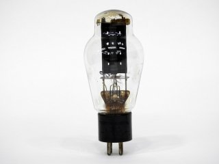 Western Electric 300B 刻印 1本 ジャンク扱/保証外品 [20361]