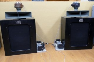 Western Electric 594A+31A HORN SYSTEMS 1pair [20471]★ASK★