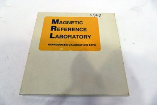 MAGNETIC REFERENCE LABORATORY 21J205 テープ [20704]