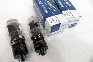 Western Electric 422A 2本 [20778]