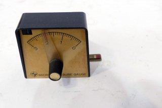 マイクロ精機 PRESSURE GAUGE 針圧計 保証外品 [20877]