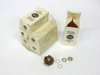 A&B 10kΩ B型カーブ 6個 [20951]