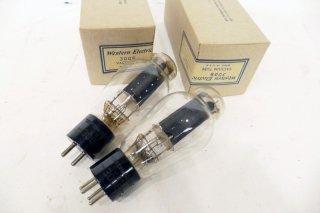 Western Electric 300B 刻印 2本 保証外品 [21052]