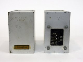 Western Electric D99937 INPUT TRANS 2個 [21233]