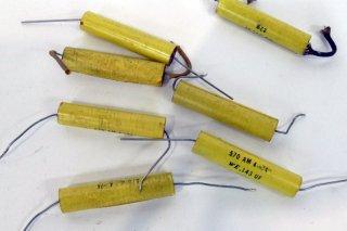 Western Electric 570AM 0.143MFD 7個 [21395]