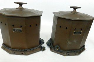 Western Electric 25B AMP 2台 [21448]