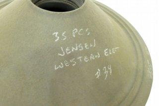 Jensen & WESTERN ELECTRIC 38cm用 保守用コーン紙 2枚 [21474]
