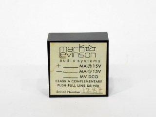 MARK LEVINSON PUSH-PULL LINE DRIVER 保証外品 1個 [21558]