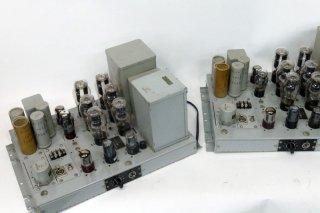 Western Electric 143A 2台 真空管無し [21608]