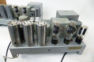 Western Electric 86C AMP 2台 真空管無 レプリカ [21636]