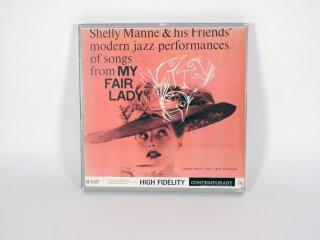 10号テープ 録音品 Contemporary Shelly Manne 1巻 [21677]