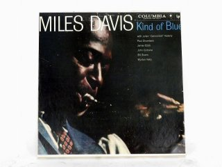 10号テープ 録音品 COLUMBIA MILES DAVIS「Kind of Blne」[21779]