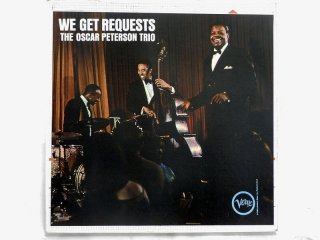 10号テープ 録音品 Verve WEGET REQUESTS THE OSCAR PETERSON TRIO [21782]