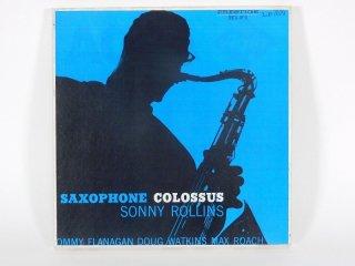 10号テープ 録音品 PRESTIGE SONNY ROLLINS「SAXOPHONE COLOSSUS」[21793]