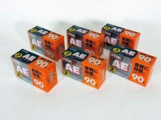TDK AE-90X3G 18巻 [21800]
