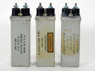 Western Electric 287A D162003 2個 / 287A 1個 [21837]