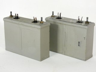 Western Electric 157A COND 2個 [21838]
