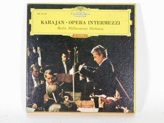 7号テープ Deatsche Grammophon KARAJAN 「OPERA INTERMEZZI」1巻 保証外品 [21852]