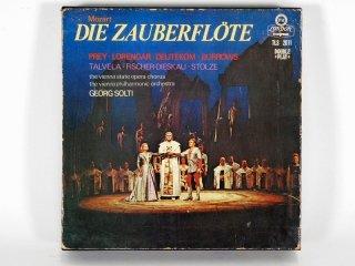7号テープ LONDON/DECCA MOZART「DIE ZAUBERFLOTE」2巻 保証外品 [21863]