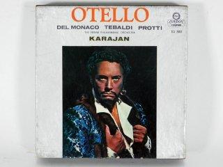 7号テープ LONDON/DECCA VERDI「OTELLO」2巻 保証外品 [21870]