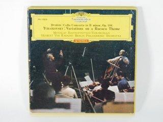 7号テープ Deutsche Grammophon DVORAK Cello Concerto in B minor, Op.104 1巻 保証外品 [21912]