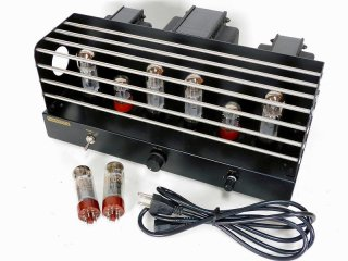 Sound Basis AK-15 管球式プリメインアンプ 保証外品 [21958]