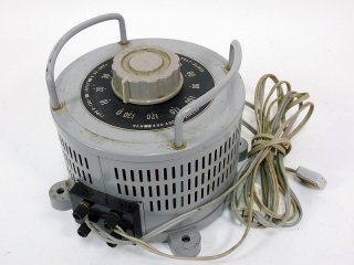 山菱電機 TYPE S-130-20 変圧器 ボルトスライダー [22013]