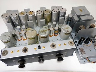 Western Electric 129A LINE AMP リプロ 保証外品 [22050]★ASK★