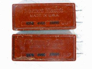Western Electric 537B 23850P 2個 [22107]