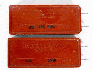 Western Electric 537B 20430P 2個 [22110]