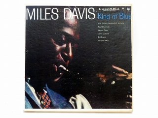 10号テープ 録音品 COLOMBIA MILES DAVIS「KIND OF BLUE」保証外品 [22230]