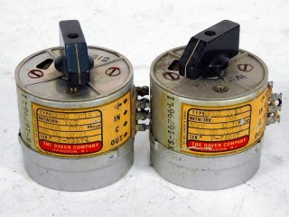 DAVEN SPEC 7015 5KΩ 2個 保証外品 [22373]