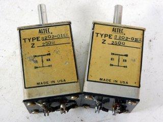 ALTEC 8202-01EE 250Ω 2個 保証外品 [22377]