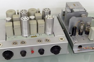 Western Electric 130B LINE AMP リプロ品 1set [22725]