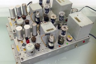 Western Electric 124 AMP 改良費 2台分 [22853]