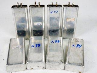 Western Electric FE51 COND 8個 保証外品 [22952]