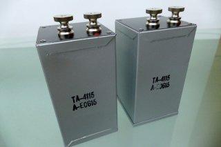Western Electric TA-4115 COND 2個 リプロ品 [23180]