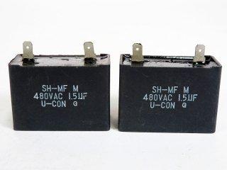 SHIZUKI U-CON 480V 1.5MFD 2個 [23363]