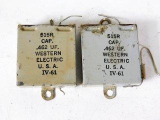 Western Electric 515R 2個 保証外品 [23371]