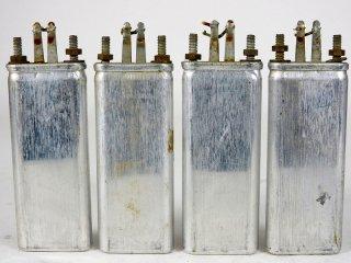 Western Electric 439QC 250V 1.08MFD 4個 [22924]