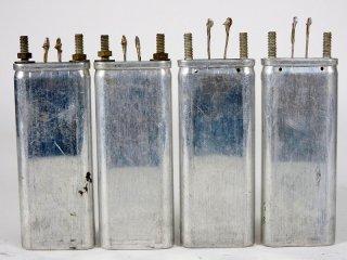 Western Electric 439QA 250V 1.07MFD 4個 [22925]